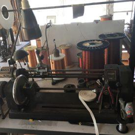 magneto & dynamo coil rewinding