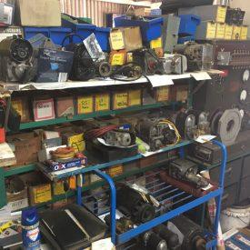 antique auto electrics, magnetos, dynamos & magdynos