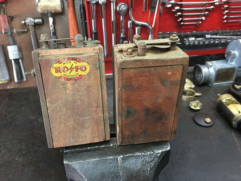 Antique Car Ignition Coil : About antique auto electrics coil magneto repairers